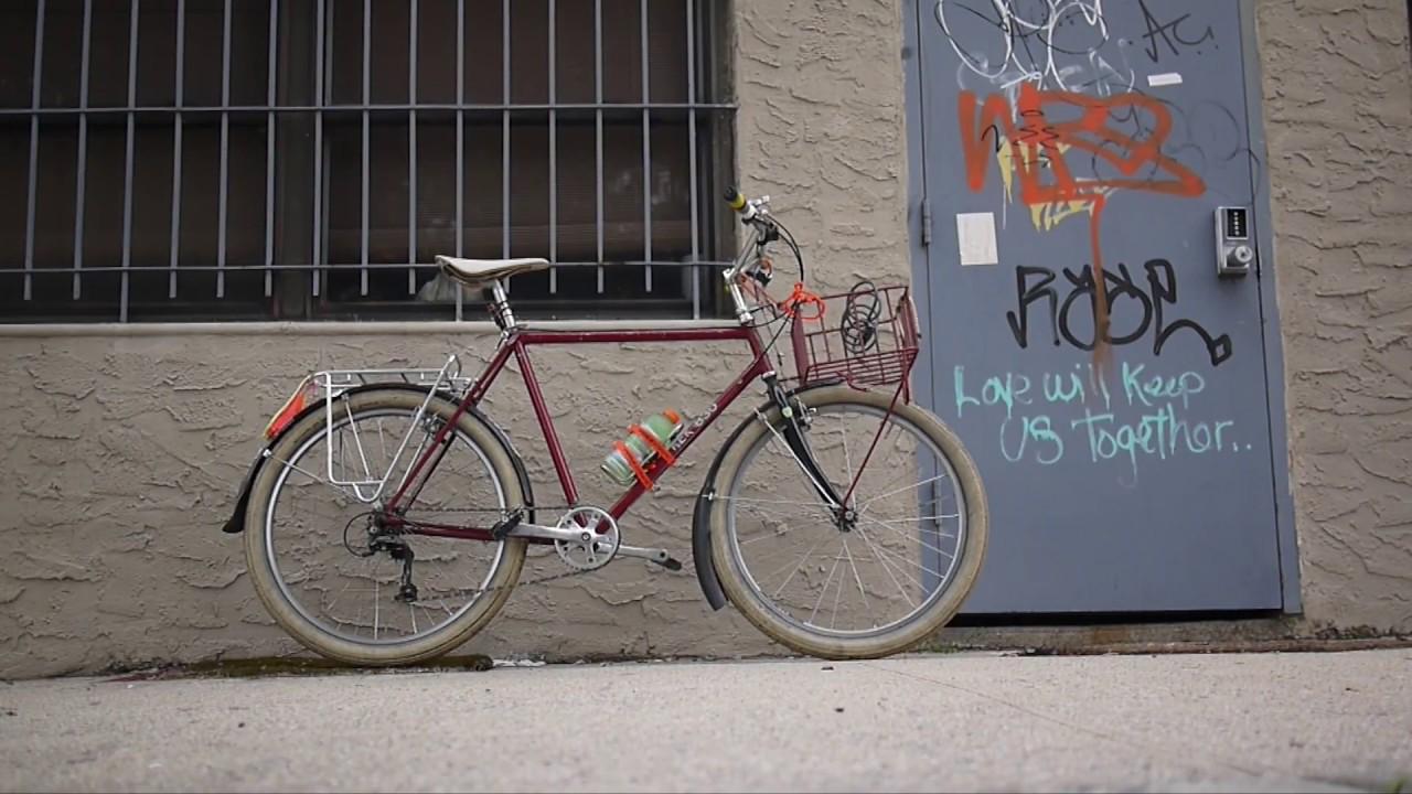 1984 Trek 830 The Trash Bike And Its Story Youtube