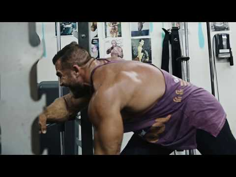 GOLDEN BACK WORKOUT  With Alex Fong