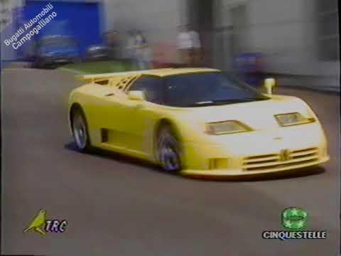 Arco Design Campogalliano.Schumacher Ritira La Eb110 A Campogalliano Bugatti Automobili