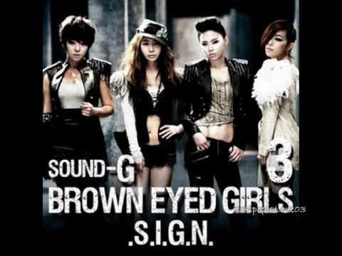 [Audio] S.I.G.N. - Brown Eyed Girls