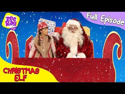 Lets Play: Christmas Elf | FULL EPISODE | ZeeKay Junior