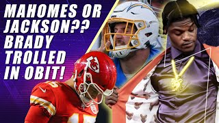 Lamar Jackson or Mahomes? Tнe Ultimate Hater & Bosa's Contract