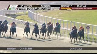 Vidéo de la course PMU PREMIO LA ESPADILLA