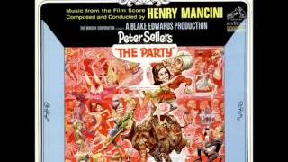 Henry Mancini - The Party - (Soundtrack)