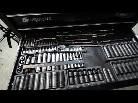 Stop Buying Snap On sockets!!! Socket drawer tour