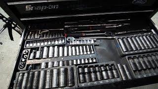 Stop Buying Snap On sockets!!! Socket drawer tour
