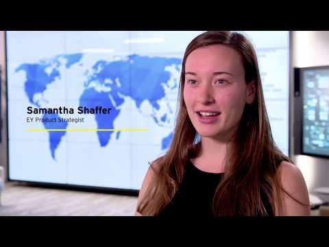 Global review 2017: EY product strategist Samantha Shaffer