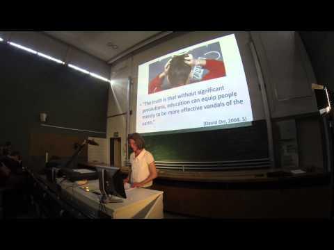 Vortragsreihe Human Animal Studies: Massentierhaltung - Eine Herausforderung für die Pädagogik