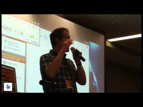 Roland Kelts Presents Japan's IP (Intellectual Property) Problem at Otakon 2011