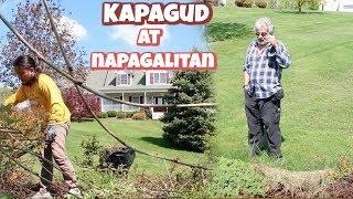 Napagalitan  Tuloy Ako ( Fil-Am Vlog )