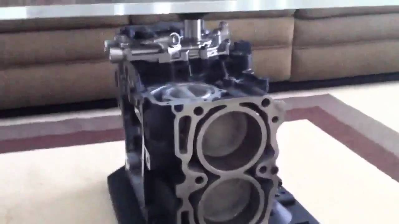 Video: Subaru 2 5-liter coffee table makes excellent Christmas gift