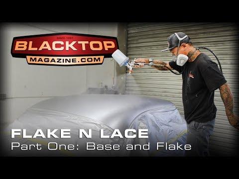 FLAKE N LACE Part One Base and Flake