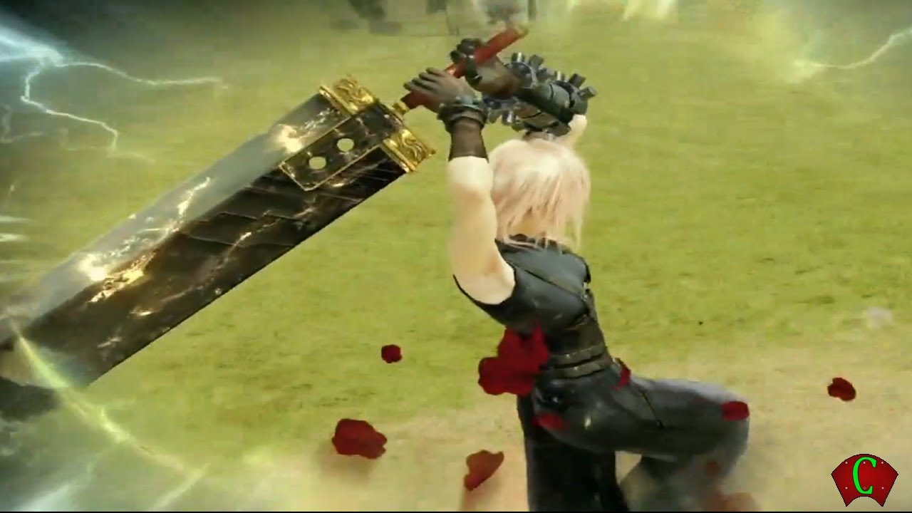 Lightning returns final fantasy xiii cloud aerith and yuna dlc lightning returns final fantasy xiii cloud aerith and yuna dlc outfits hd youtube voltagebd Image collections