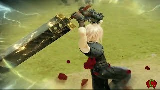 Lightning Returns: Final Fantasy XIII Cloud, Aerith, and Yuna DLC Outfits 【HD】