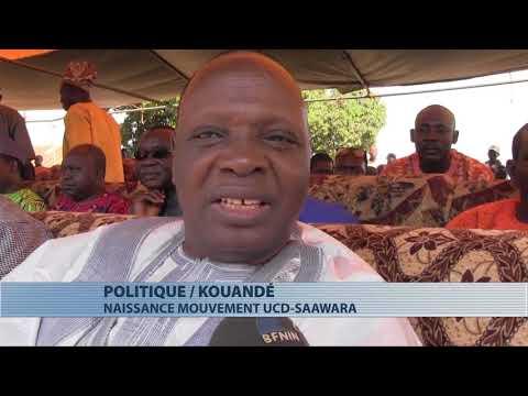 Politique : naissance du mouvement Ucd-Saawara à Kouandé