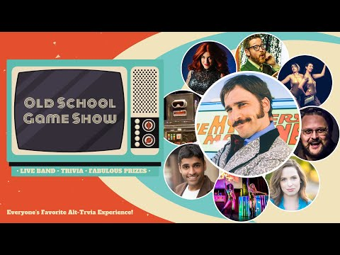 About Old School Game Show