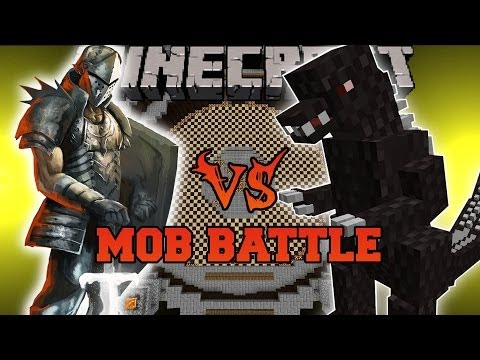 ROYAL GUARD & THE KING VS GODZILLA - Minecraft Mod Battle - Mob Battles - Godzilla Mods