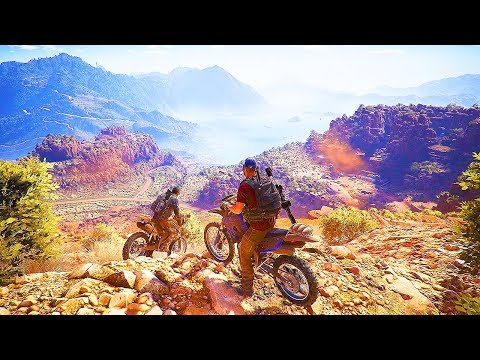 Top 10 BEST OPEN WORLD Games of 2017 (PS4 Xbox One Switch PC)