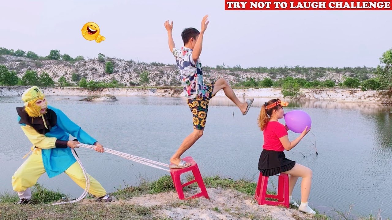Try Not To Laugh ? ? Top New Comedy Videos 2020 - Episode 37 | Sun Wukong