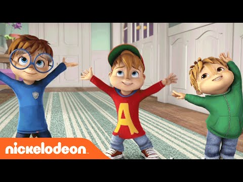 ALVINNN!!! And The Chipmunks | Alvin Megamix Feat. The Chipettes 🎶 | Nick