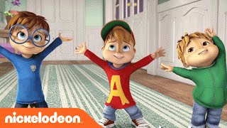 ALVINNN!!! and the Chipmunks | Alvin Megamix feat. The Chipettes 🎶 | Nick thumbnail