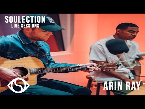 Arin Ray performs