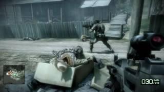 Battlefield Bad Company 2 - Mission 3 Walkthrough Part 1