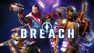 Breach - #1 - Demon Hunters (4 Player Alpha Gameplay)