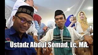 WAWANCARA BERSAMA USTADZ ABDUL SOMAD, Lc, MA.