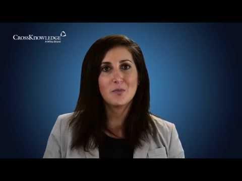 CrossKnowledge Trailer: Rahaf Harfoush
