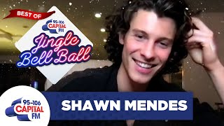 """Shawn Mendes Teases """"Very Special"""" Covers For The Best of Capital's Jingle Bell Ball 