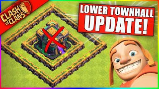 FINALLY... AN UPDATE FOR LOWER TOWNHALLS! (FREE-TO-PLAY GOLDPASS, CHEAPER UPGRADES AND MORE)