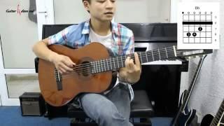 Dạy Học Guitar] [Đệm Hát] [Điệu SlowRock]   Thêm Một Lần Đau   HKT