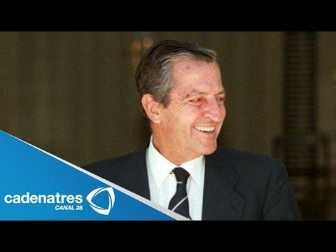 Fallece expresidente de España Adolfo Suárez