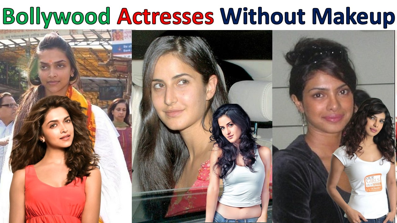 Top Unbelievable Faces Of Bollywood Celebrities Without Makeup - Pictures of hollywod actress without makeup