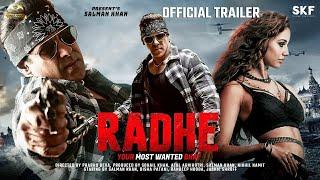 Radhe Full Movie HD facts 4K | Salman Khan |Disha Patani |Prabhudeva |Randeep Hooda |Jackie Shroff
