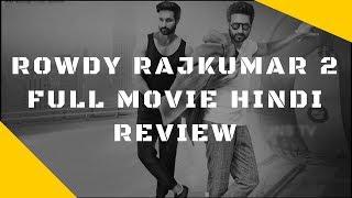 Rowdy Rajkumar 2 (Gautam nanda) Movie full hindi dubbed Review | By Upcoming South Hindi Dub Movies