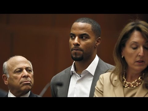 Darren Sharper gets 20 years in prison for rape