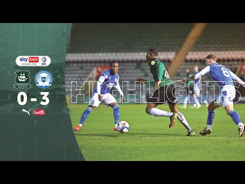 Plymouth Peterborough Goals And Highlights