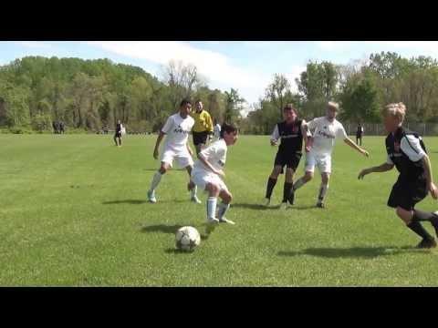 Eric Valentine Calvillo Soccer Highlights 2013 PWSI