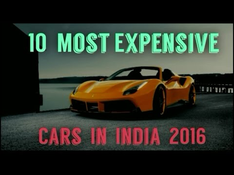 10-most-expensive-cars-in-india-2016