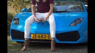 Girl Driven | Lamborghini Gallardo Spyder