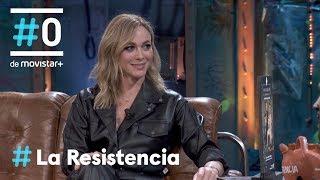 LA RESISTENCIA - Entrevista a Marta Hazas   #LaResistencia 17.12.2019