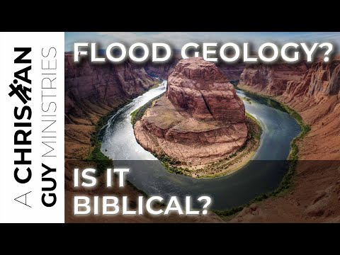 Did Noah's Flood Create the Geological Record?