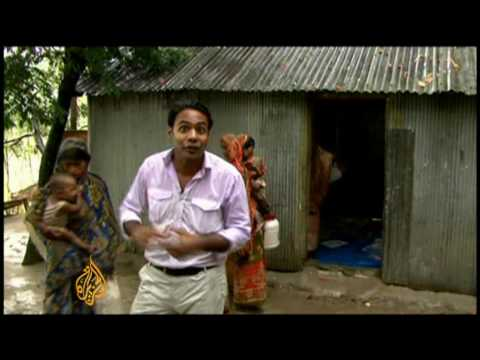 Aid cuts threaten Bangladesh's poor - 25 Sept 09