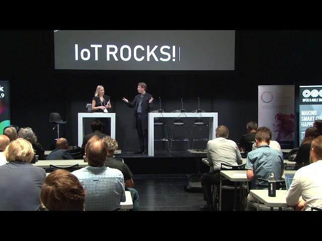 IoT for Smart Cities & Communities - IoTWeek 2019