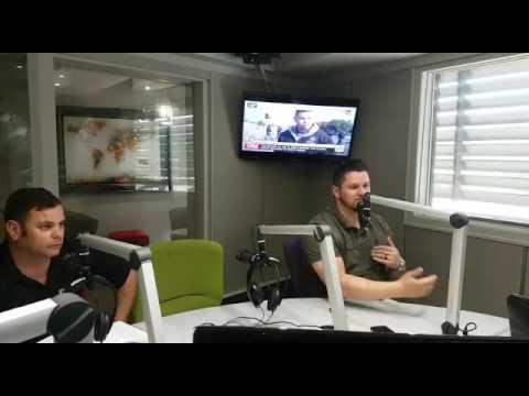 Onderhoud met Pretoria FM