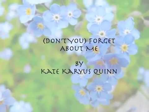 "(Don""t You) Forget About Me"