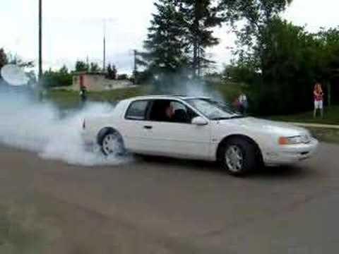 Image result for 1990s cougar car