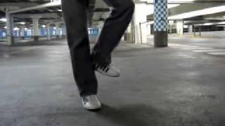 Melbourne Shuffle basics